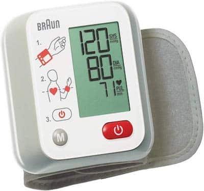 Braun BBP2000WE VitalScan 1 - Monitor de tensión arterial