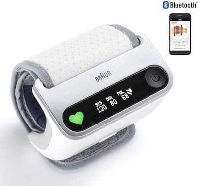 Braun iCheck 7 - Monitor de tensión arterial