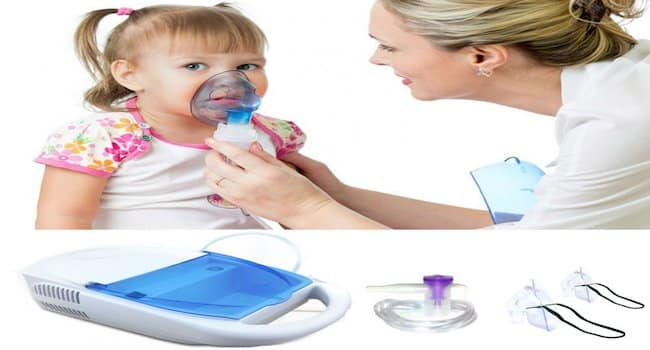 nebulizador de aire comprimido