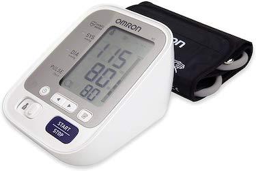 OMRON M3 - Tensiómetro de brazo digital con detección del pulso arrítmico, validado clínicamente
